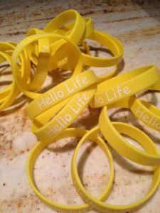 hello life bracelets